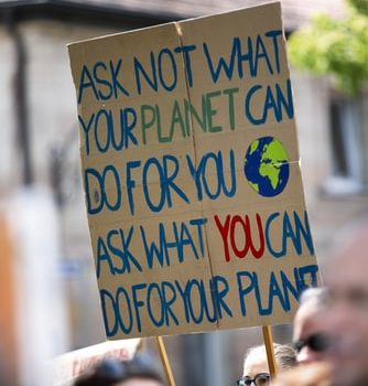 How To Reduce Your Impact On The Earth's Climate